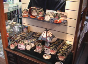 Wide selection of Decatur collectibles