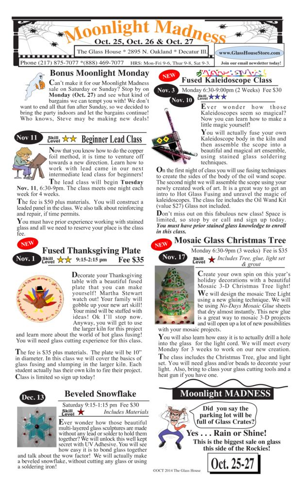 thumbnail of 2014_10 Page 1 Stained Glass Sale Flier