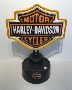 Harley-Davidson Shield Neon Light