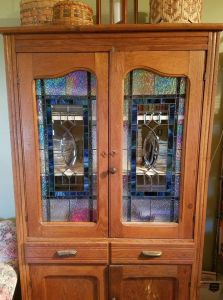 MR 579A Dale Milam Finished Cabinet Project