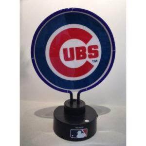 Chicago Cubs Neon Light