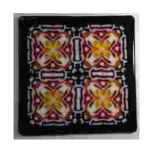 Pattern plate glass project example