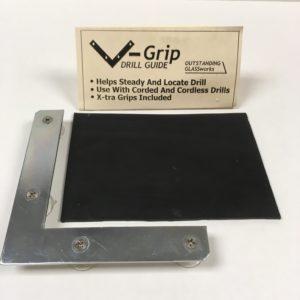 V-Gripp Glass Drill Guide