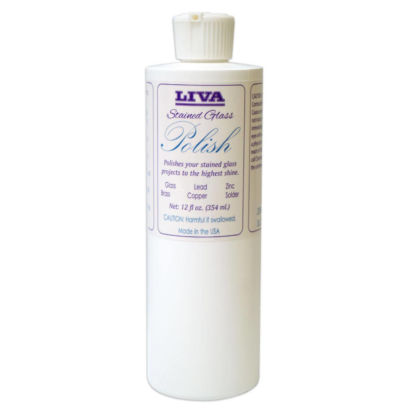 Liva Stained Glass Polish