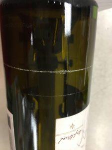 Deep Scores on Bottle
