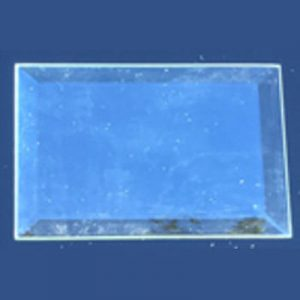Small Rectangle Glass Bevel