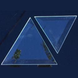 Triangle Glass Bevel