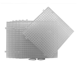 Glass Cutting Waffle Grid Package