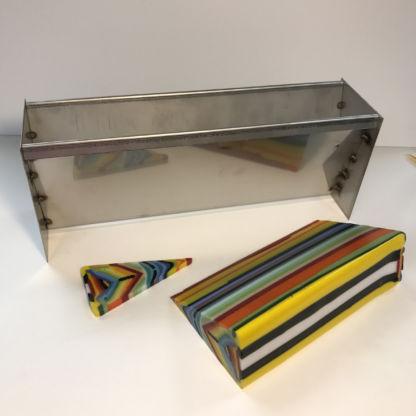 Stainless Steel Kaleidoscope Pattern Bar Mold