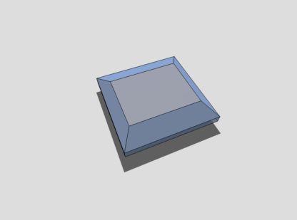 1-5x1-5 dichroic bevel
