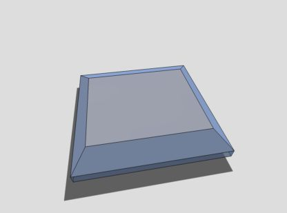 2x2 dichroic bevel