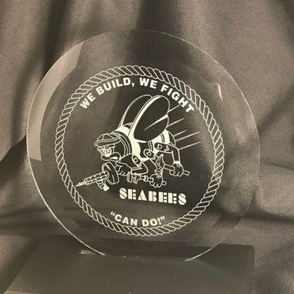 "SeaBee Glass Bevel-6"""
