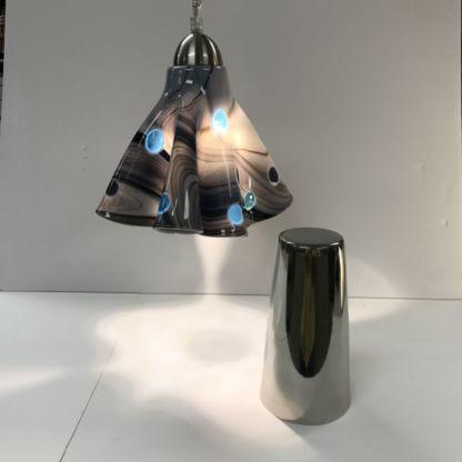 Large pendant w: lamp