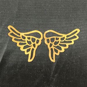 Angel Wing Filligree 8460