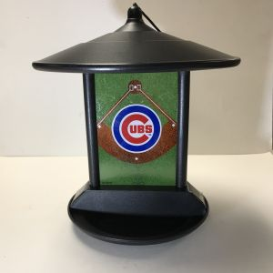 Cubs Solar Bird Feeder