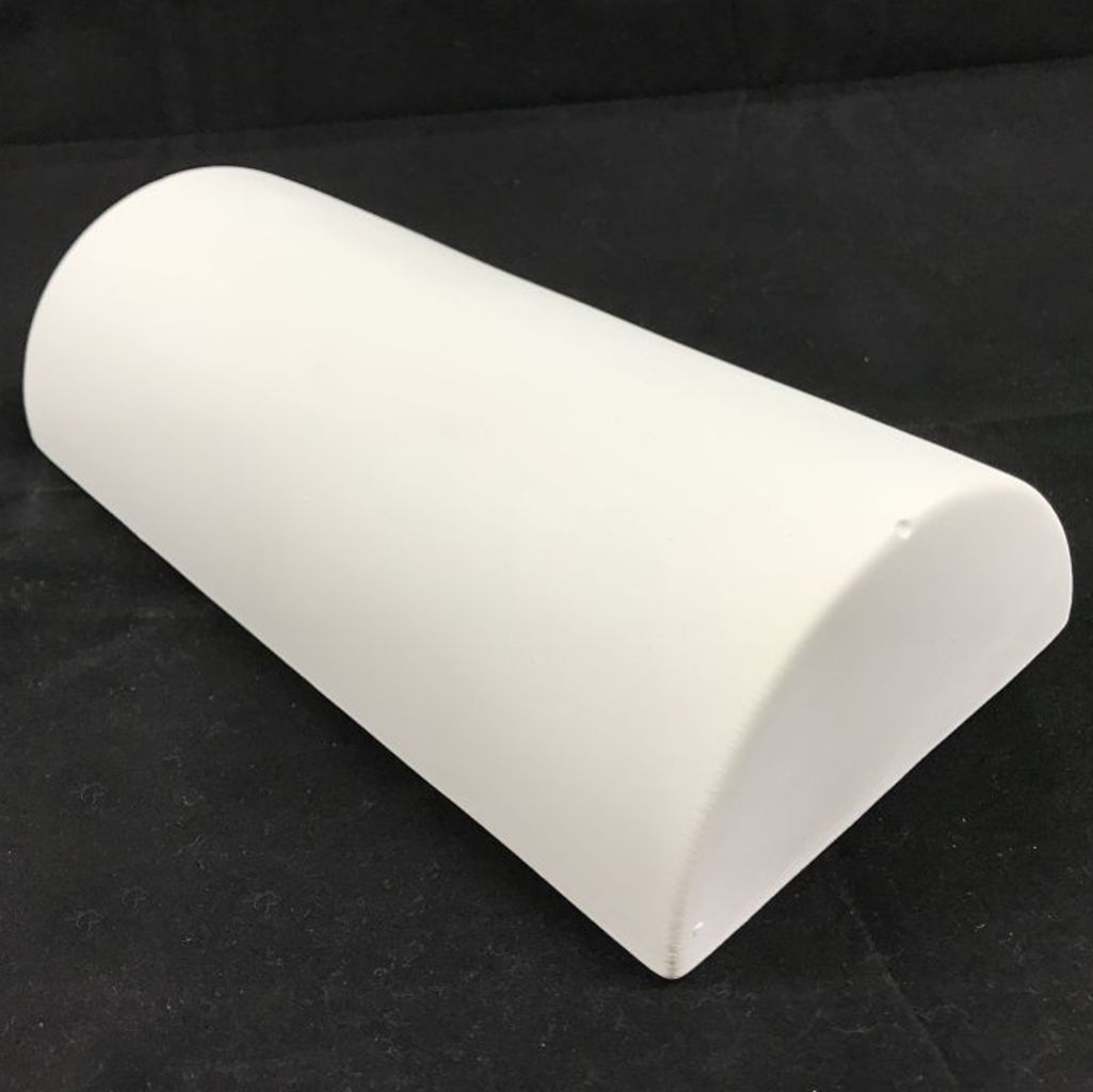 Gm 30 cylinder drape mold glass house store gm 30 cylinder drape ceramic glass mold reheart Gallery