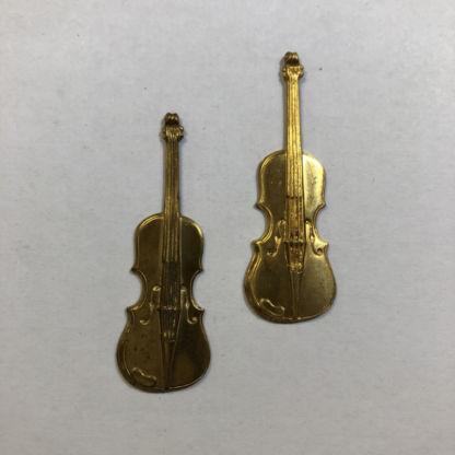 Brass Violin Finding