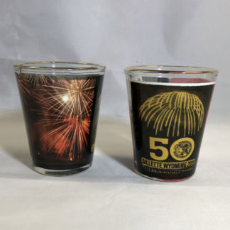 PGI 50th Anniversary Shot Glass