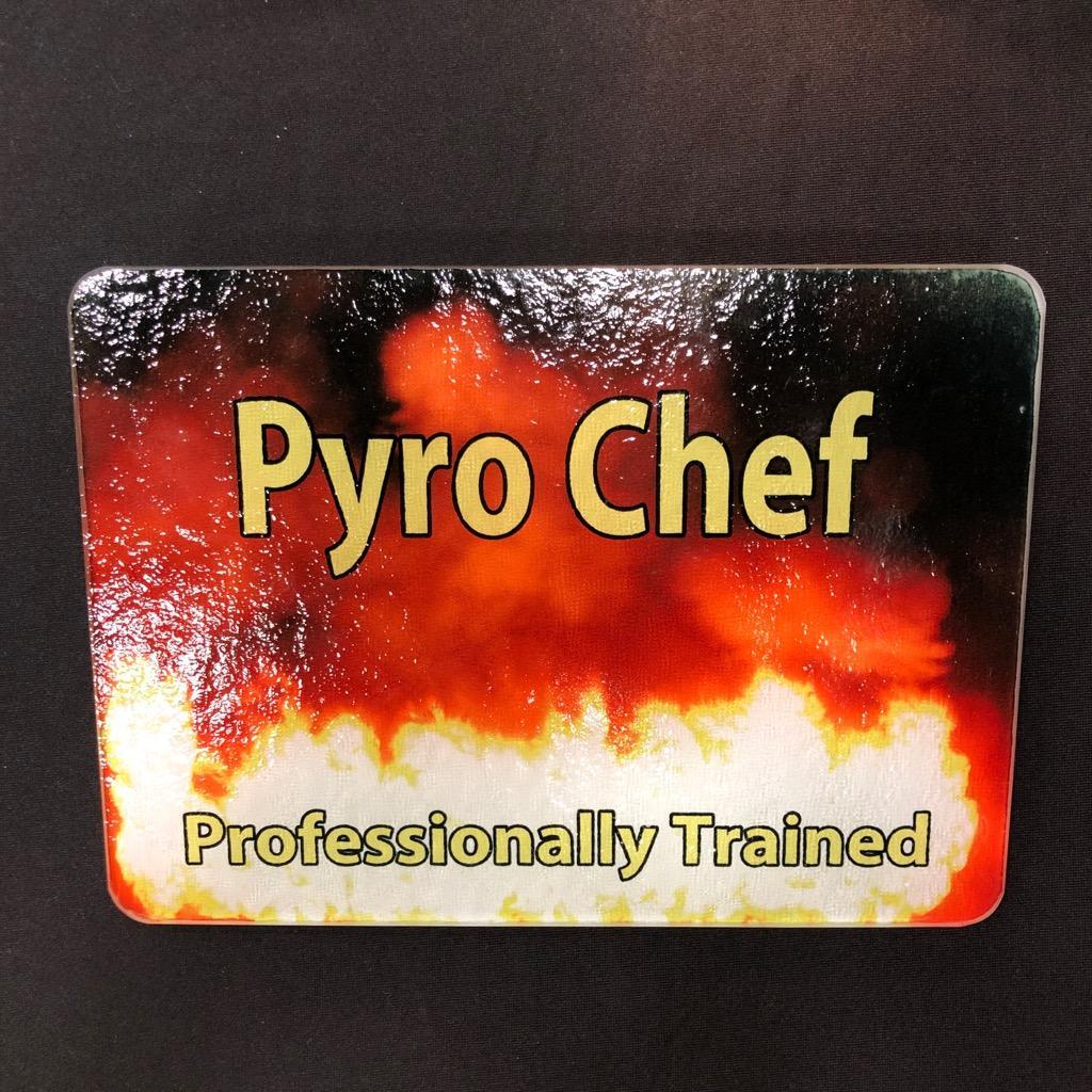 Pyro Chef Cutting Board