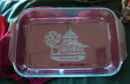 Decatur Transfer House Baking Dish
